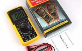 Đồng hồ đo điện vạn năng thủ đức giá rẻ