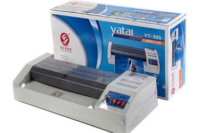[Review] Máy ép plastic laminator YT-320