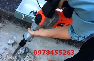 Hướng dẫn chọn mua máy đục bê tông giá rẻ chất lượng tốt hoạt động bền bỉ.