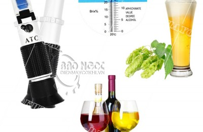 Máy đo độ ngọt rượu vang