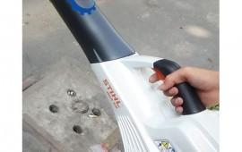 Review máy thổi lá chạy pin stihl BGA 56