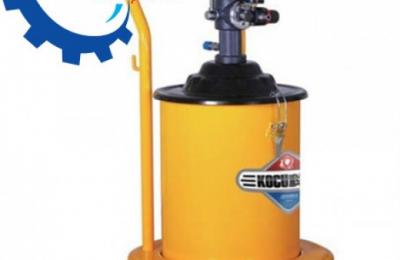 Giới thiệu máy bơm mỡ khí nén kocu GZ-100