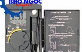 Giới thiệu một số máy  đo ánh sáng Sanwa