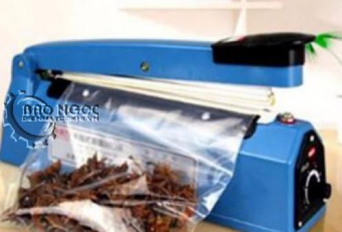 Cách sử dụng máy hàn miệng túi mini dập tay