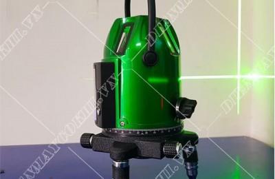 Cấu tạo và cách hoạt động máy cân mực laser