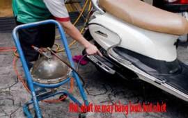Máy hút nhớt là gì? Ưu điểm nổi bật của máy hút nhớt xe máy