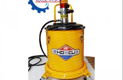 Đánh giá máy bơm mỡ khí nén Kocu GZ-A9