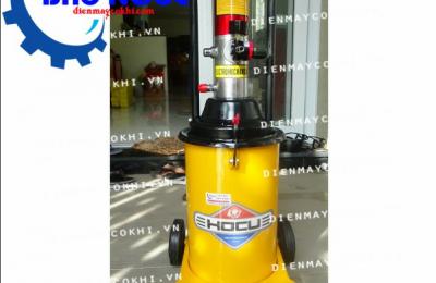 Vì sao máy bơm mỡ khí nén Kocu GZ-8(12l) lại HOT trên thị trường