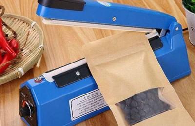 Giới thiệu dụng cụ hàn mép túi bảo quản thực phẩm