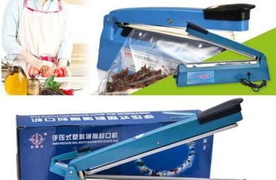 Những ưu điểm của máy hàn miệng túi ni lông mini dập tay
