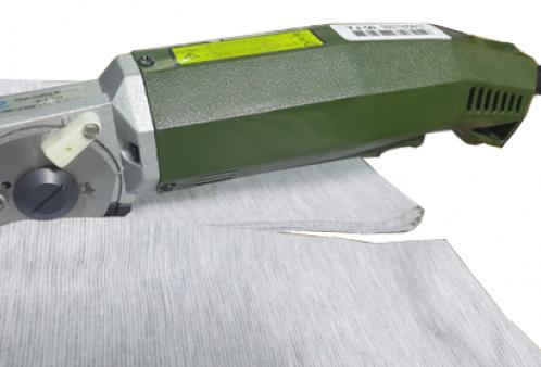 Những ưu điểm của máy cắt vải mini bạn nên biết