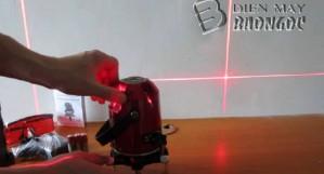 Cách sử dụng máy cân bằng laser dúng cách