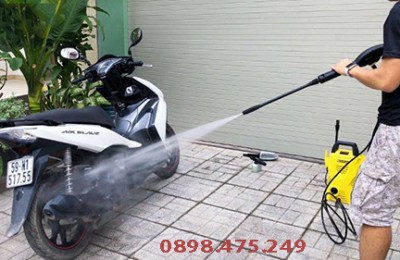 Cách bước rửa xe tại nhà nhanh chóng hiệu quả nhất