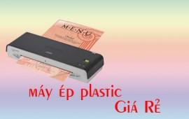 Lợi ích khi mua máy ép plastic giá rẻ tại Điện máy Bảo Ngọc