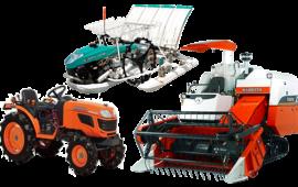 Những máy móc quan trọng đối với nông nghiệp