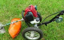 Giới thiệu máy cắt cỏ đẩy tay 3a