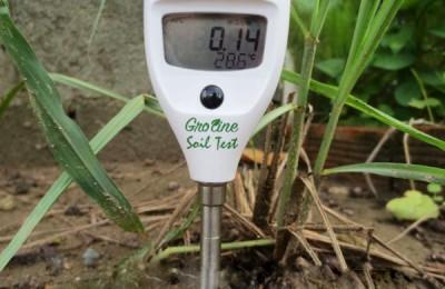 Vai trò của máy đo độ dẫn EC trong đất nông nghiệp