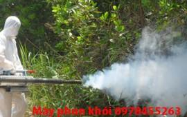 Ưu điểm và công dụng của máy phun khói thuốc trừ sâu