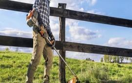 Những lưu ý cần biết khi sử dụng máy cắt cỏ