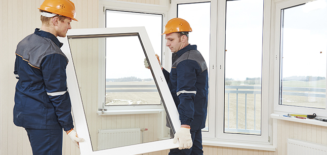 Cách làm khung nhôm cửa kính.