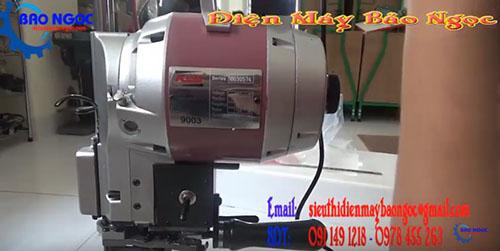 Máy cắt vải đứng Kaisiman KSM-9003 6 inch 1168W