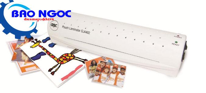 Máy ép Plastic GBC CLA-402