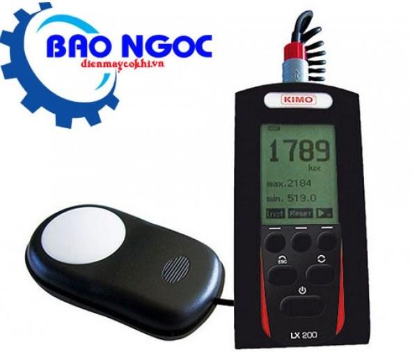 Máy đo cường độ ánh sáng Kimo LX-200