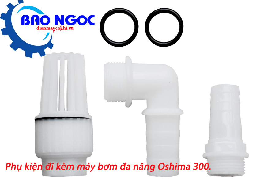 Bơm nước đa năng Oshima 300