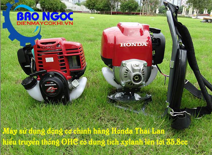 Máy cắt cỏ Honda GX35 (Động cơ Thái Lan)