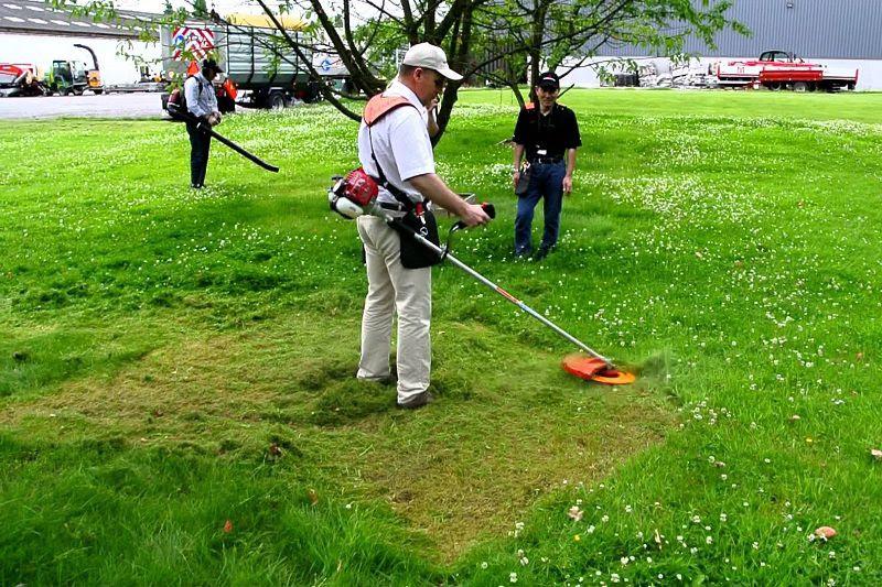 Giới thiệu một số loại máy cắt cỏ nhật bản