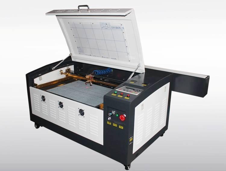 Máy cắt vải laser 6040