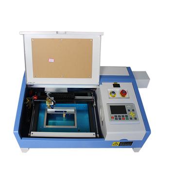máy cắt vải laser mini 3020