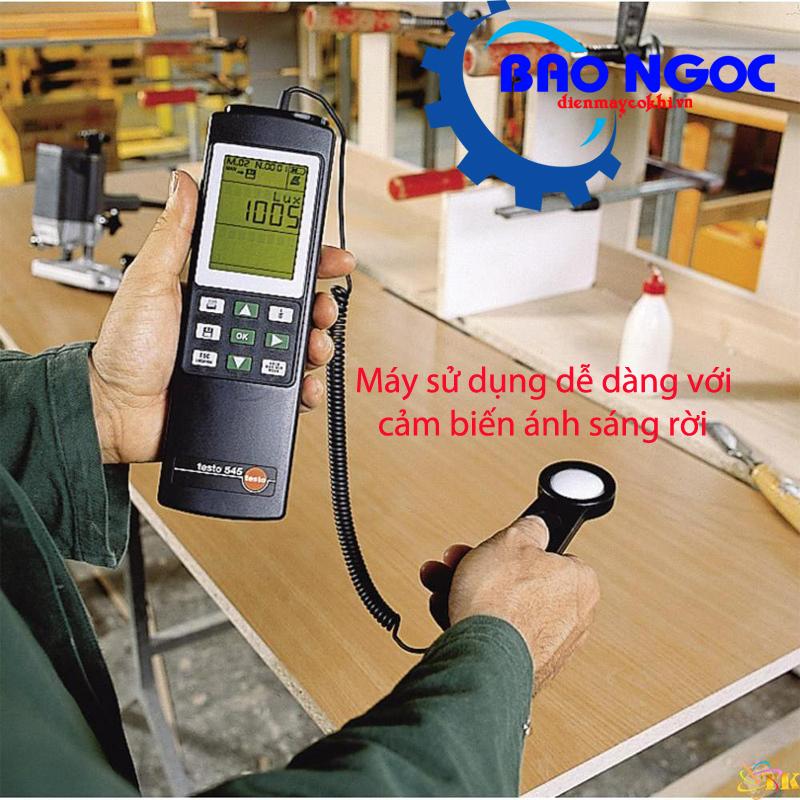 Máy đo ánh sáng testo 545