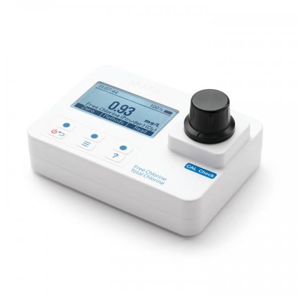 máy đo clo dư trong nước