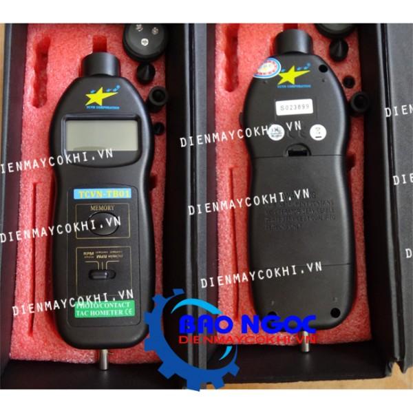 Máy đo tốc độ vòng quay TCVN-TB01