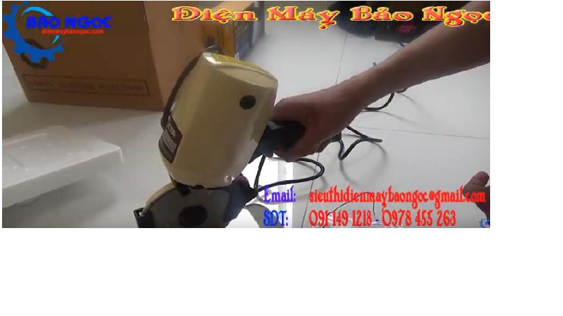 Máy cắt vải cầm tay Octa RS-100