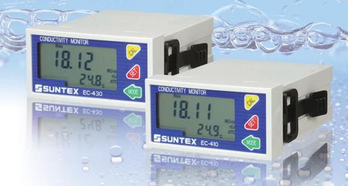 Máy đo độ dẫn điện Suntex EC-410