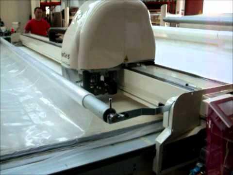 Máy Cắt Vải Tự Động TOPCUT 6
