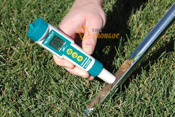Ứng dụng máy đo đọ dẫn EC