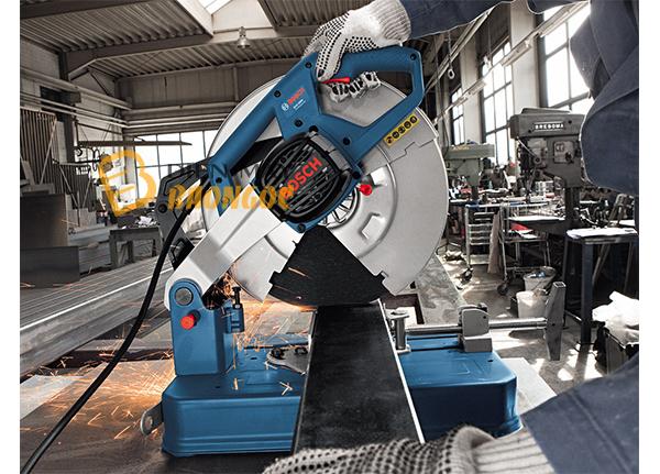 Ứng dụng máy cắt nhôm Bosch