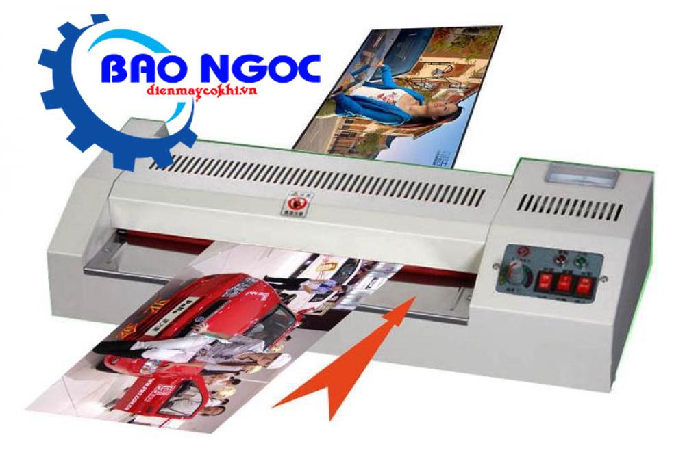 Máy ép Plastic Laminator YT-320 (RULO LỚN)