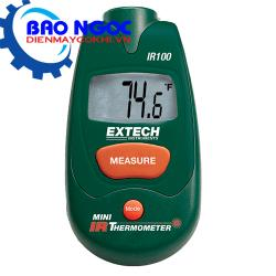 Máy đo nhiệt kế hồng ngoại Extech-IR100