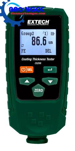 Máy đo độ dày lớp phủ Extech - CG206