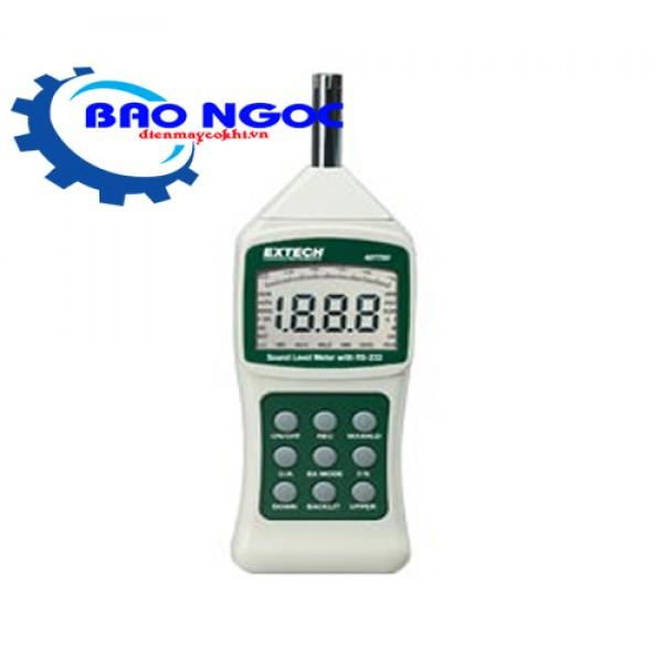 Máy đo âm thanh kết nối với máy tính Extech - 407750