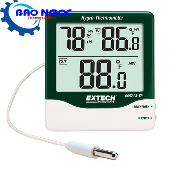 Nhiệt ẩm kế Extech 445713-TP