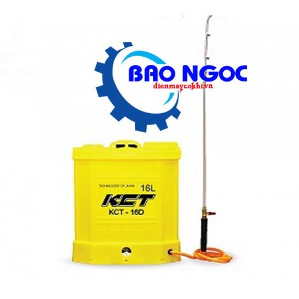 Máy phun thuốc bằng điện KCT 16D