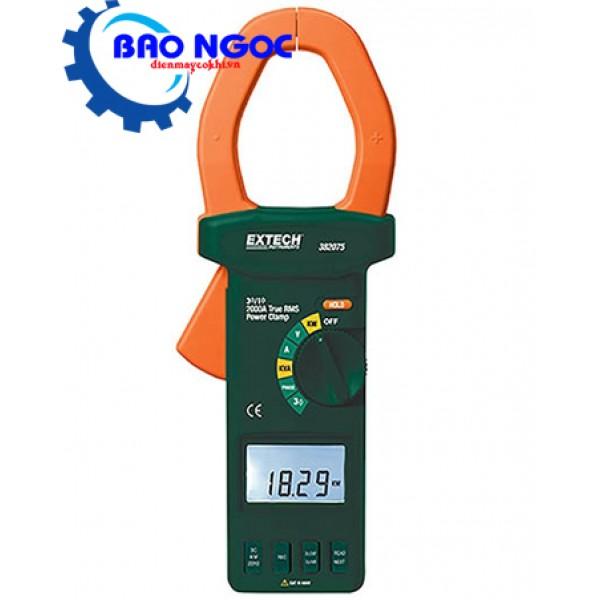 Ampe kìm phân tích công suất Extech 382075