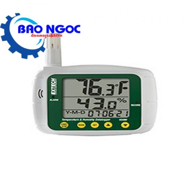 Bộ ghi dữ liệu nhiệt độ, độ ẩm Extech - 42280