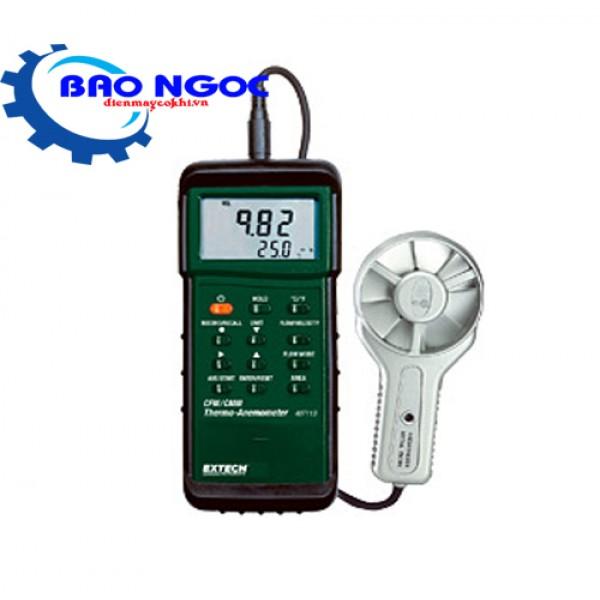 Máy đo tốc độ gió Extech - 407113