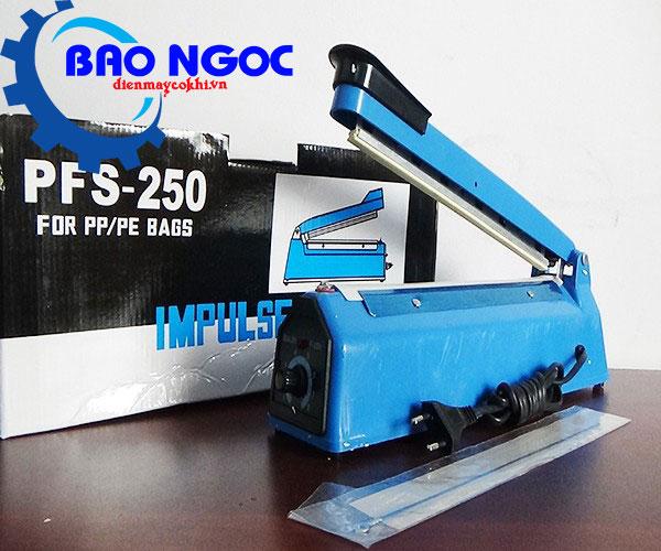 Máy hàn miệng túi PFS 250